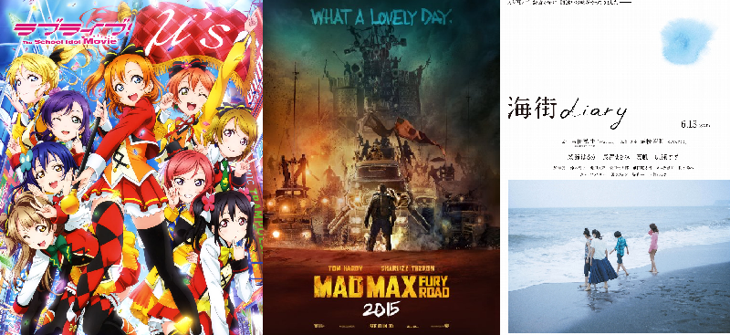 Japan Box Office Ranking (Week of June 20 – 21)