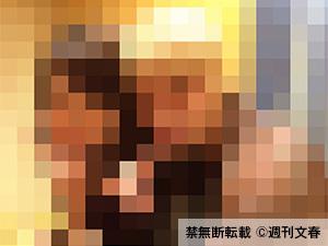 """AKB48's Kashiwagi Yuki and NEWS Tegoshi Yuya in a """"yukata hug photo"""""""