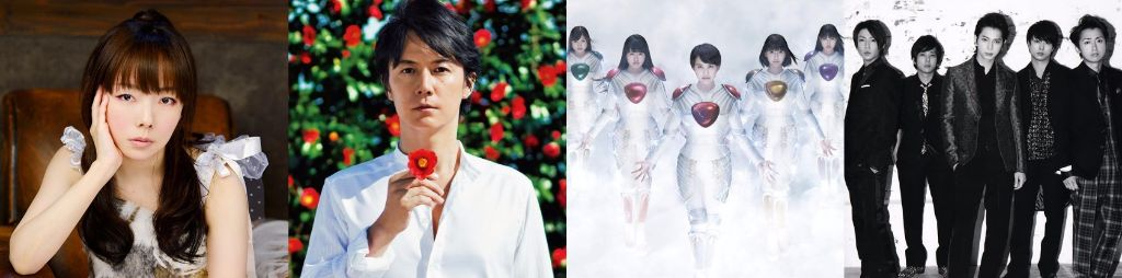 Oricon's OnlyStar Magazine Releases Its National Favorability Rankings for 2015