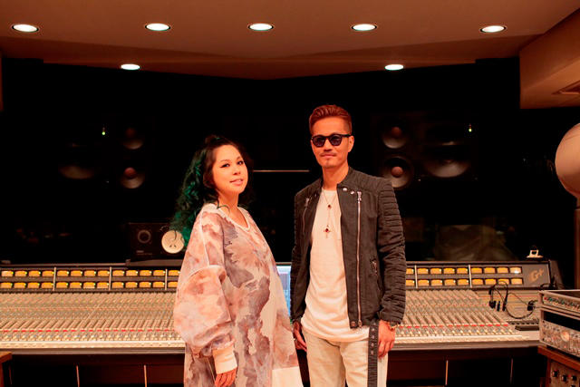 EXILE ATSUSHI and AI Reunite for New Song