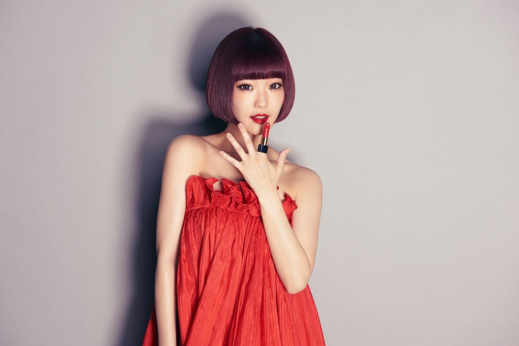 "Yun*chi reveals cover + details for new single ""Lucky Girl*""!"