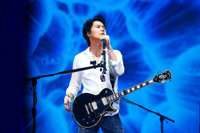 Fukuyama Masaharu to release a special Live DVD in August