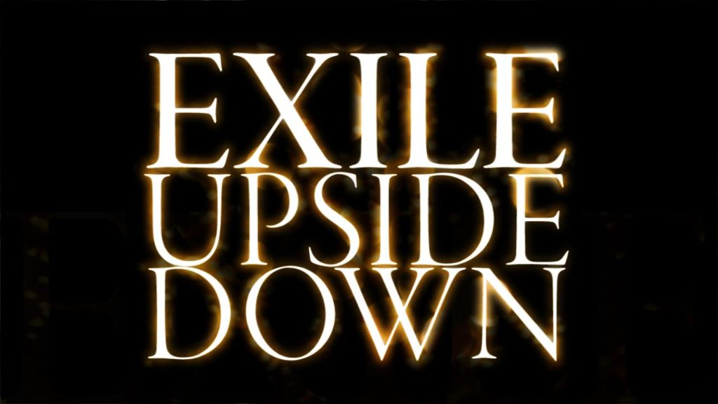 ATSUSHI reminisces with EXILE's 3 original members in UPSIDE DOWN MV
