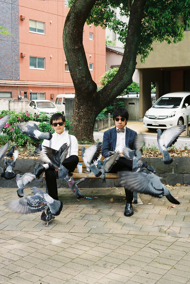 "Irie Yo to butaji Release PV for ""Tantei Monogatari"""