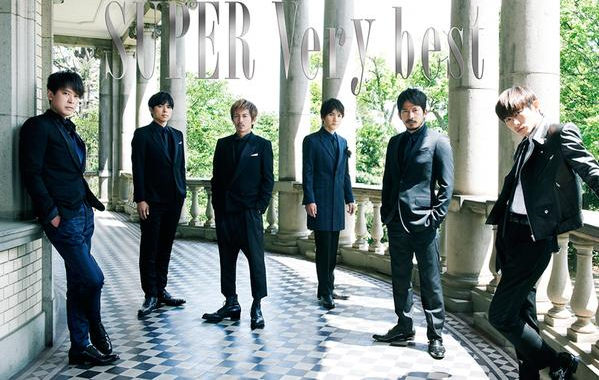 """V6's new dance tune """"Wait For You"""" preview and 20th anniversary Best Album info"""