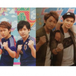 Neymar and Cristiano Ronaldo guest in VS Arashi