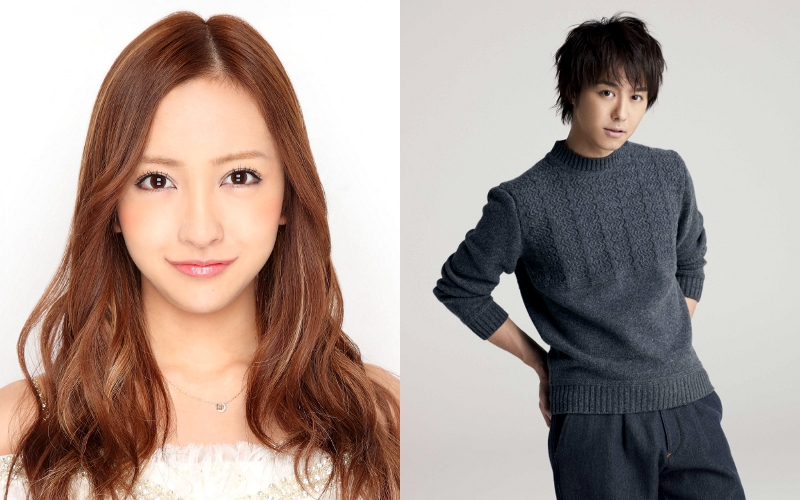 Tomomi Itano partying to get over ex-lover EXILE TAKAHIRO?