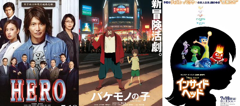 Japan Box Office Ranking (Week of July 25 – 26)