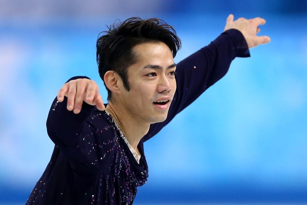 Is figure skater Daisuke Takahashi gay?
