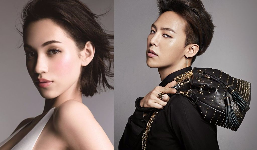 Kiko Mizuhara and G-Dragon Have Broken Up to Focus on Their Careers