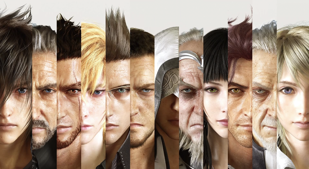Check out the Gamescom trailers for Final Fantasy XV