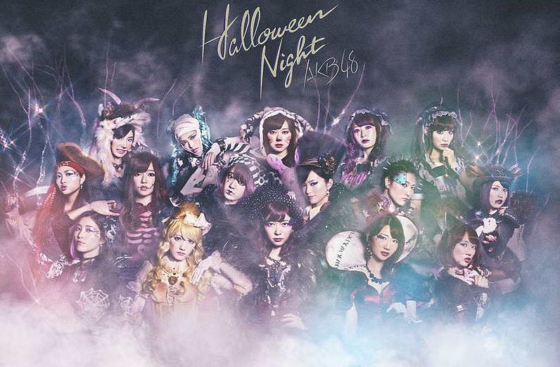 "AKB48 serves disco music with ""Halloween Night"" single"