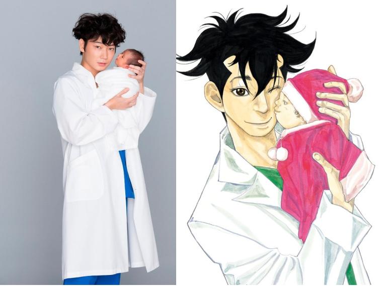 "Ayano Go stars in Medical Manga ""Konodori"" live action drama"