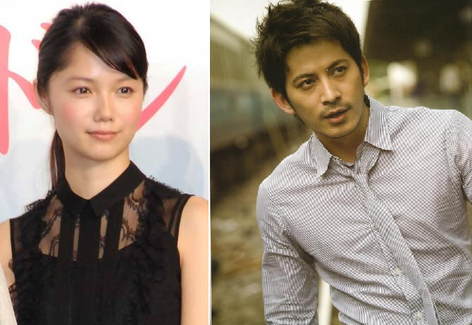 Okada Junichi and Miyazaki Aoi are dating?