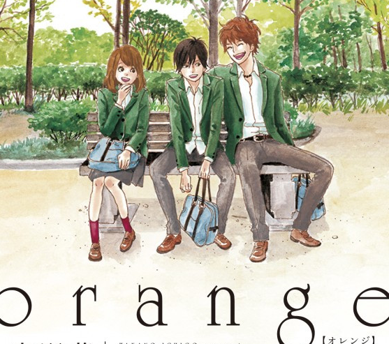 "Live Action ""Orange"" movie releases poster and first teaser"