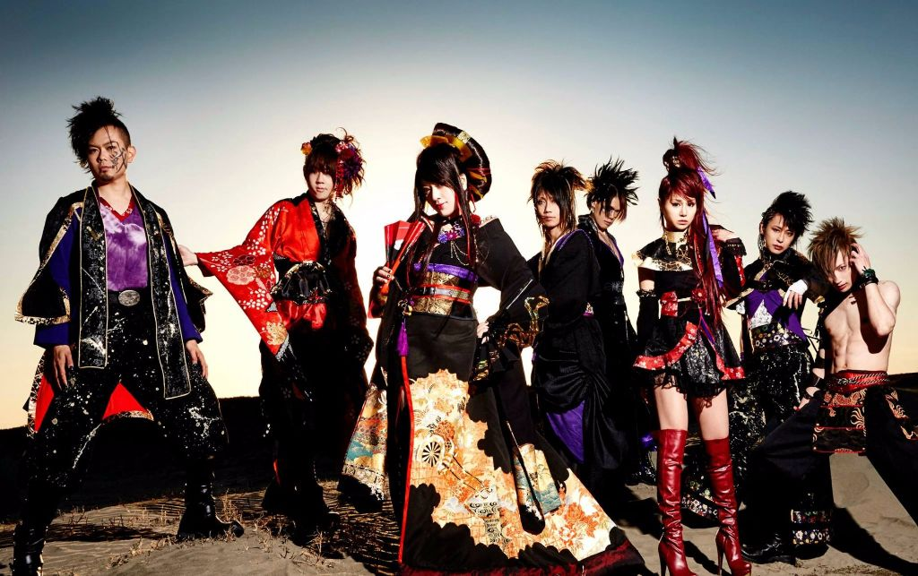 Check out the digest movie for Wagakki Band's new album