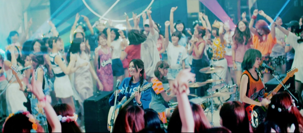 "SCANDAL Rocks the Party with ""Sisters"" PV"