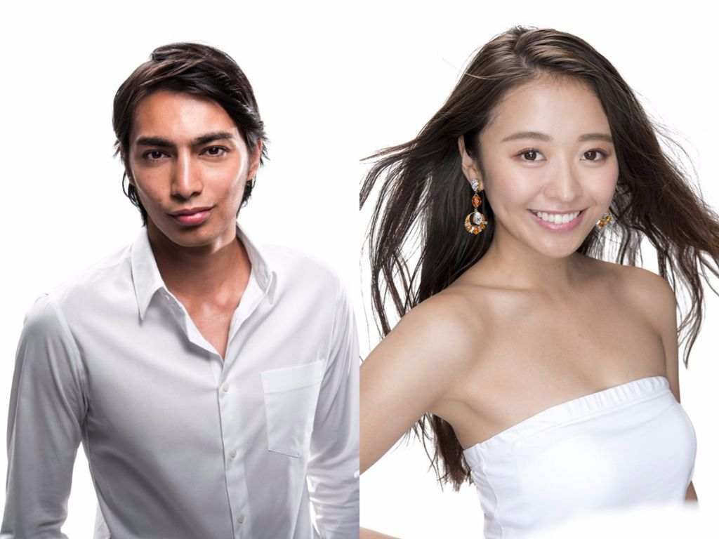 Mister and Miss World Japan Have Been Selected