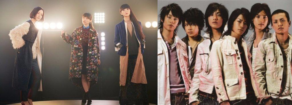 Perfume and KAT-TUN Appear on Western Music Media Lists