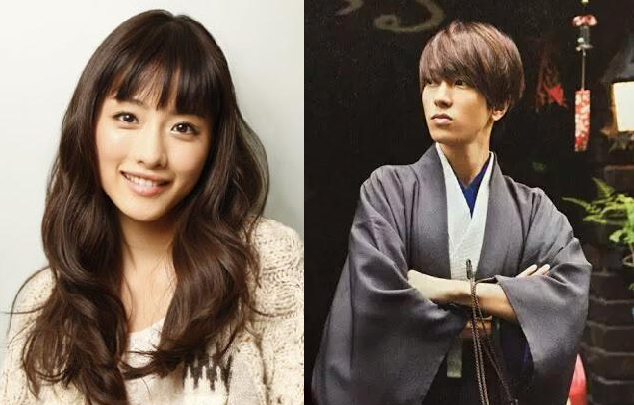 "Ishihara Satomi and Yamashita Tomohisa co-star in next getsu9 drama ""5→9"""