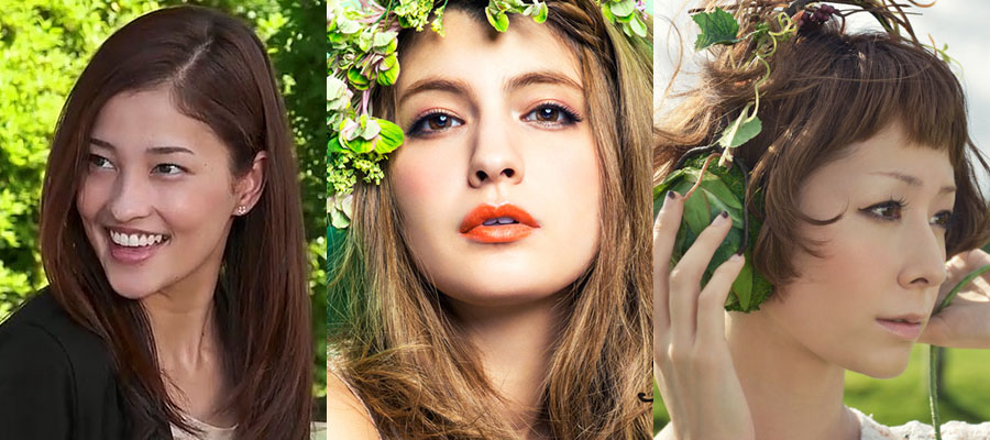 Poll: Who's the most beautiful mixed celebrity? (Part 1/3)