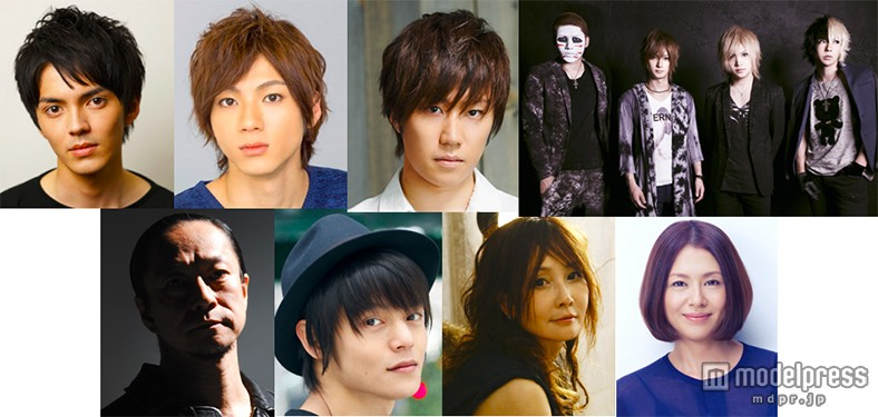 "Cast for EXILE TRIBE's ""HiGH & LOW ~ THE STORY OF S.W.O.R.D ~ drama announced"