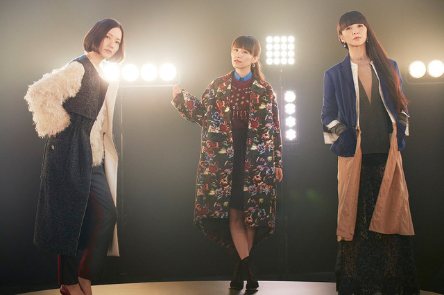 "Perfume Releases Information on Their New Single ""STAR TRAIN"""