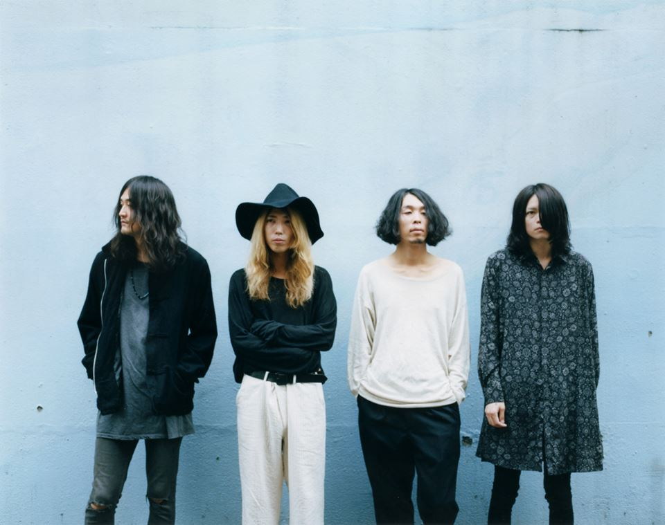 "THE NOVEMBERS Release New Album ""Hallelujah"""