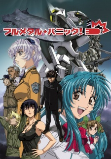 After 10 years, Mecha series Full Metal Panic! receives a 3rd season