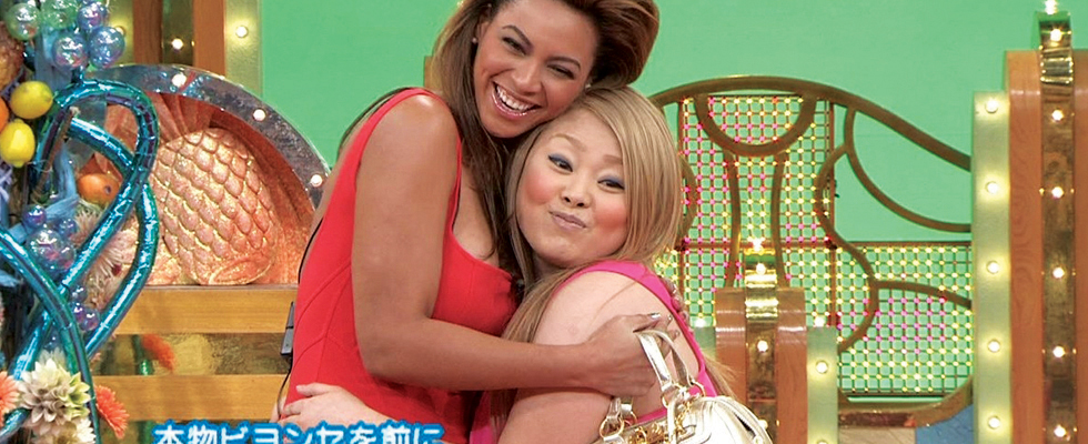 Rupaul's Drag Race Alumni Shangela Appears on Japanese TV with Watanabe Naomi