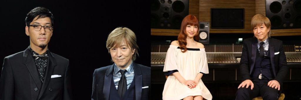 Tetsuya Komuro Forms New Unit with tofubeats and Sayaka Kanda