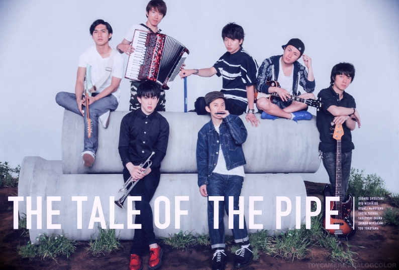 "Kanjani8 previews new album song ""Katte ni Shiagare"" + new single ""Samurai Uta"""
