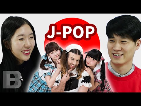 Kream Kulture Releases Video of Koreans Reacting to JPop