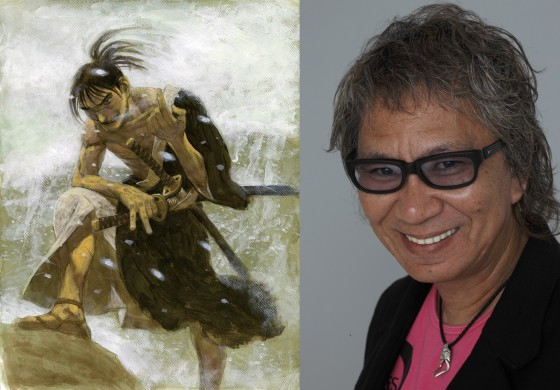 "Kimura Takuya to star in ""Blade of the Immortal"" live-action film directed by Takashi Miike"