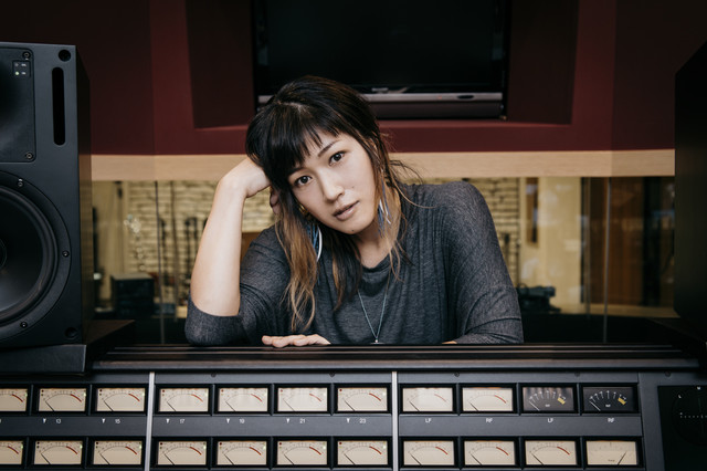 """BONNIE PINK Releases PV for """"Spin Big"""""""