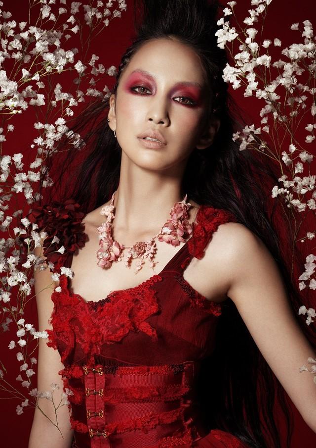 """Mika Nakashima to Release New Single """"Hanataba"""""""