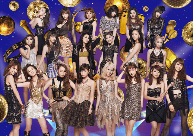 Member Changes within E-girls Are Announced
