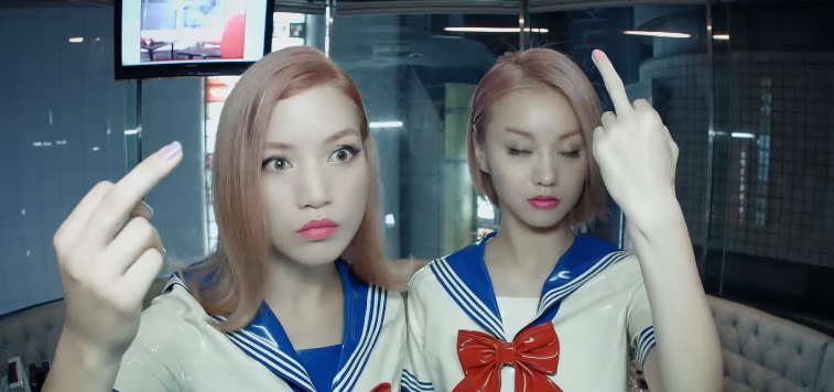 "FEMM and FAKY collaborate in Japanese version of ""No Boyfriend"" by Sak Noel"