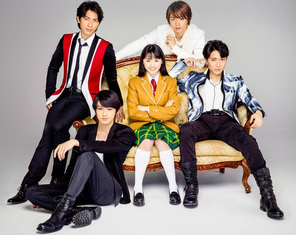 "Meet the cast of ""Hana Yori Dango"" Musical"