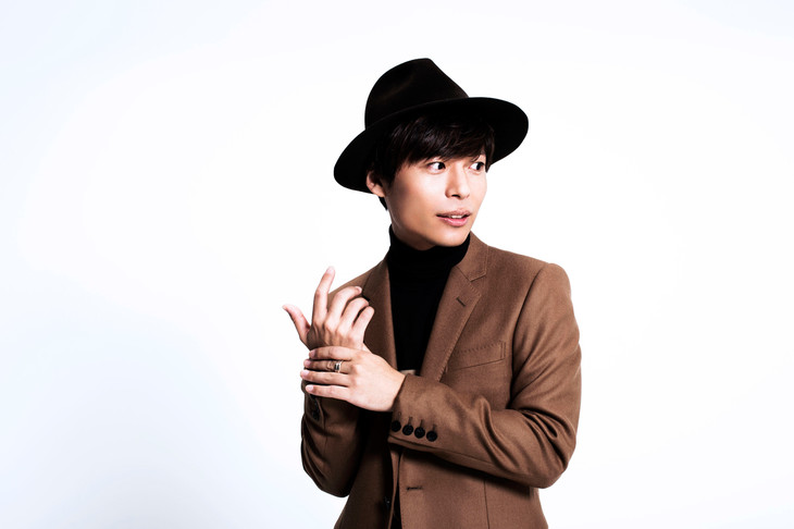 "Nakada Yuji unveils all of the details about his upcoming album ""LIBERTY"""