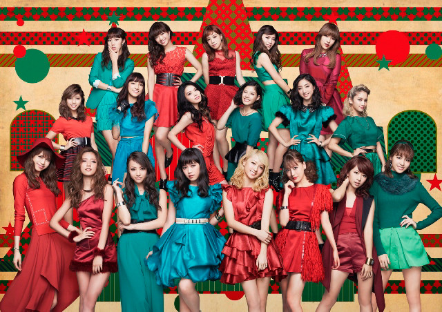 "E-girls Get Festive in ""Merry x Merry Xmas"" PV"