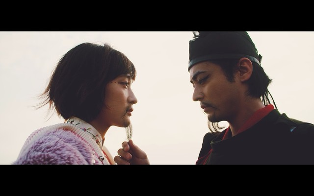 "Suiyoubi no Campanella Goes Back to the Asuka Period with ""Ono no Imoko"" PV"
