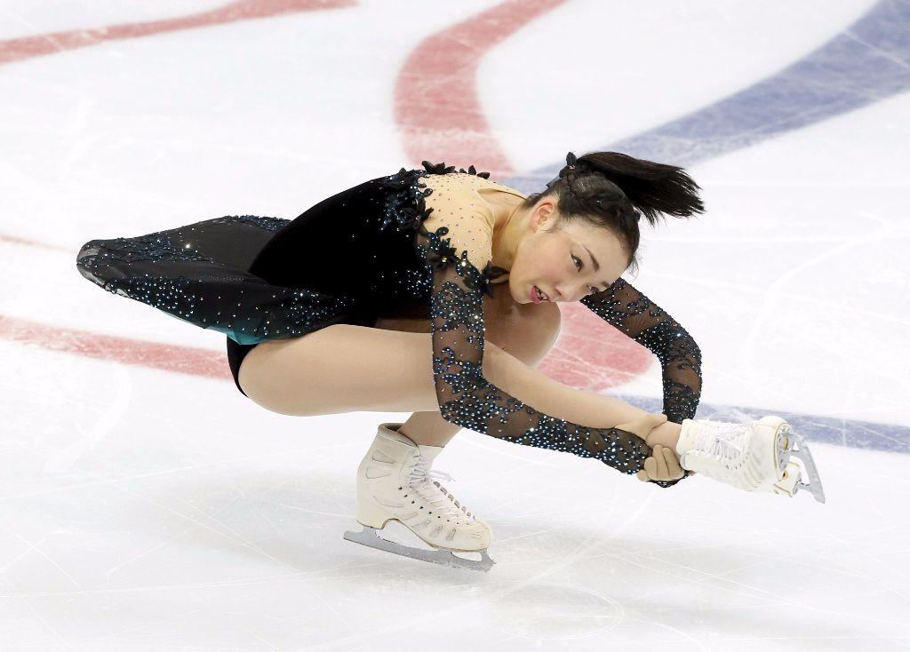 Japanese Skaters Finish Off the Podium at Rostelecom Cup