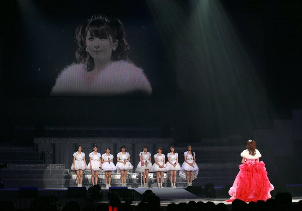 Kanon Fukada graduates from ANGERME