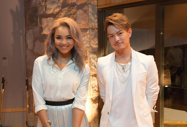 "Crystal Kay and Imaichi Ryuji of Sandaime J Soul Brothers Come Together for ""Very Special"" PV"