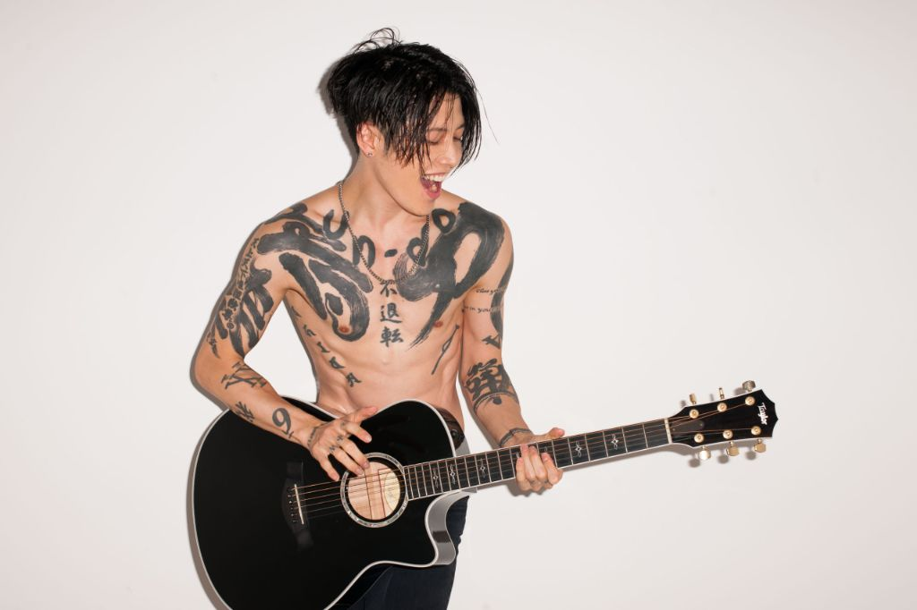 MIYAVI Is Photographed by Terry Richardson