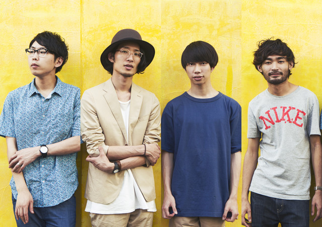 "LUCKY TAPES Releases PV for Smooth ""MOON"""