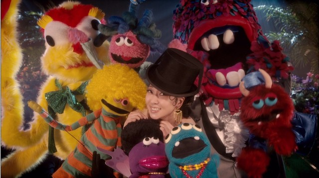 """MISIA Performs with Muppets in """"Butterfly Butterfly"""" PV"""
