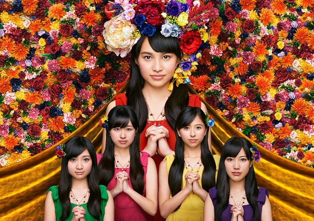 Momoiro Clover Z Tops Goo's Ranking for 2015's Brightest Shining Female Idol Group