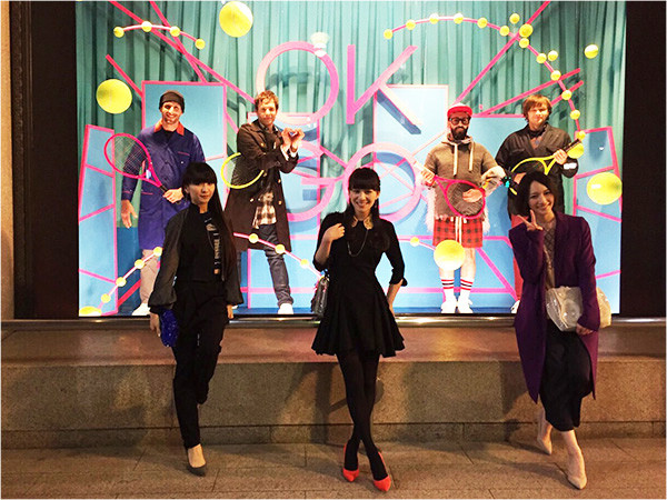 Perfume and OK Go to Collaborate on Anime Theme